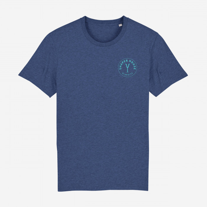 "T-shirts Shaper House ""Corporate"" - Blue"
