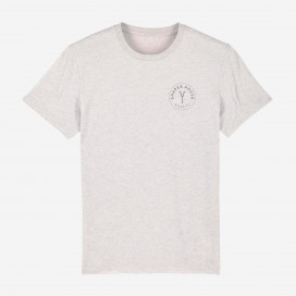 "T-shirts VIRAL Surf ""Caliper"" - Light charcoal"