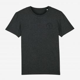 "T-shirts Shaper House ""Muggy"" - Melange grey"