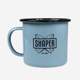 Mug SHAPER HOUSE bleu