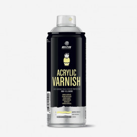 Montana PRO matt effect acrylic vernish / spray