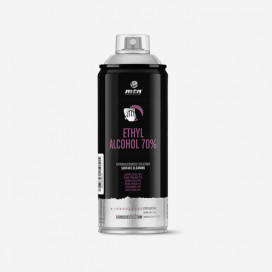 Montana PRO matt effect acrylic vernish / spray