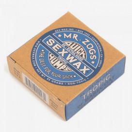 Pain de wax Quick Humps - Tropic or Basecoat water, SEX WAX
