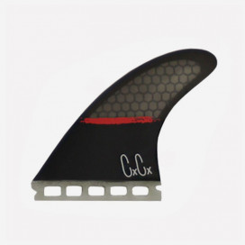 CAPTAIN FIN CO - Quad Dual Tab Fins Jeff McCallum