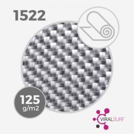 Tissu de fibre de verre - 4 oz - 125 gr/m - largeur 68,5 cm (rouleau), VIRAL SURF