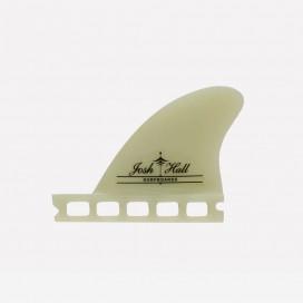 Dérives Side Bites Single Tab - Josh Hall fiberglass Cream, CAPTAIN FIN CO
