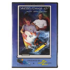 Airbrushing 101 DVD