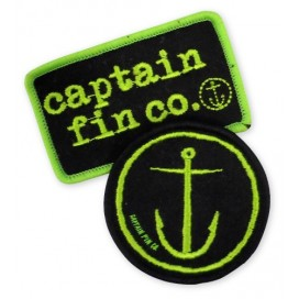CAPTAIN Assorted Patch Pack