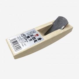Cepillo japonés a lámina convexa
