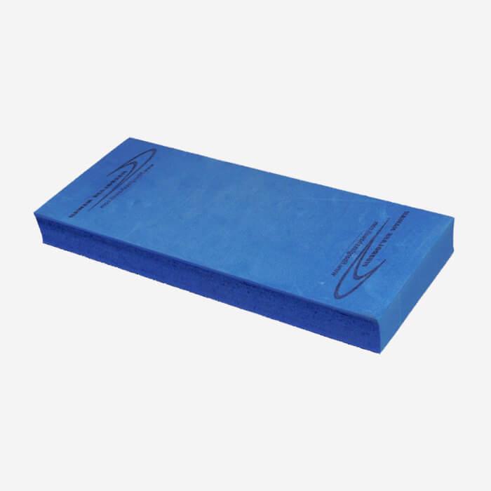 Shaping Block bleu à mémoire de forme 11,43cm x 27,95cm, FIBERGLASS HAWAII