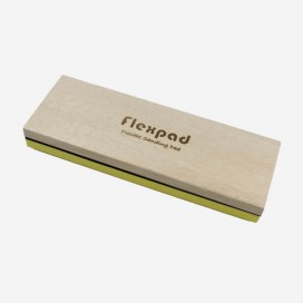 Original balsa shaping block, FLEXPAD