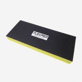 "Velcro Yellow Soft Shaping Block 4.5"" X 11"" X 1 1/8"""