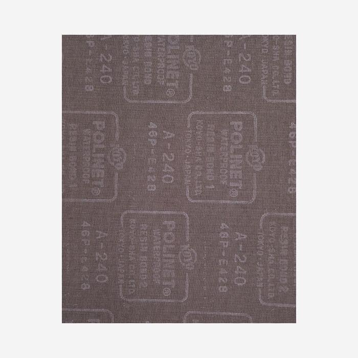 Sanding screen grit 240 (Made in Japan), POLINET