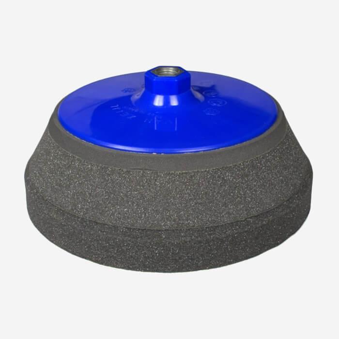 """Pad / Plateau de ponçage - diam. 200mm (8"""") - densité ULTRA SOFT, VIRAL SURF"""