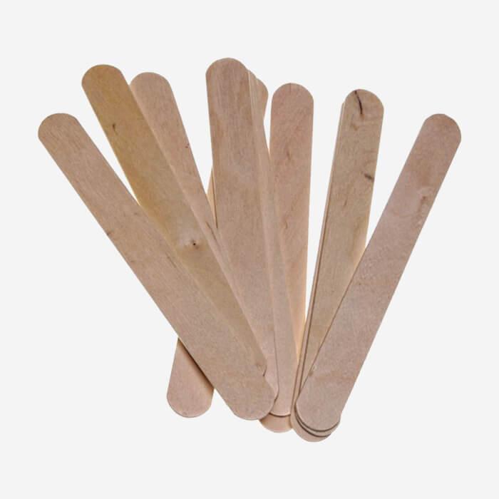 Wooden mixers