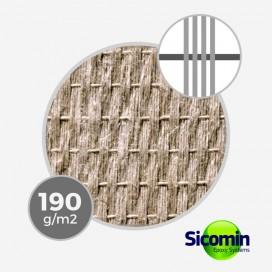 UD Lin Tissé 190 gr/m² - largeur 100 cm, SICOMIN