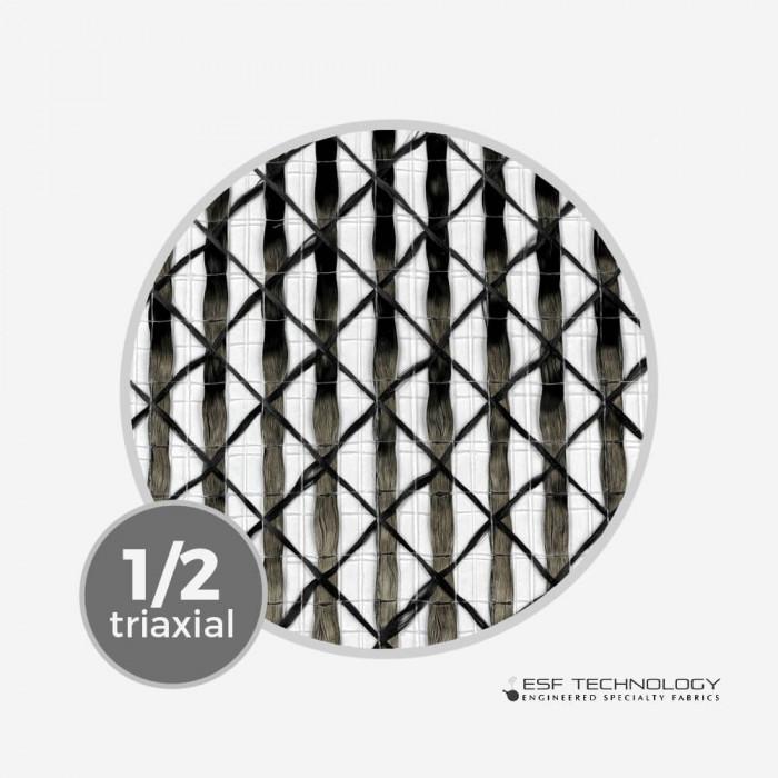 "Tissu de renfort Vector Net XPC 138 - 1/2"" Triaxial (50cm), ESF TECHNOLOGY"