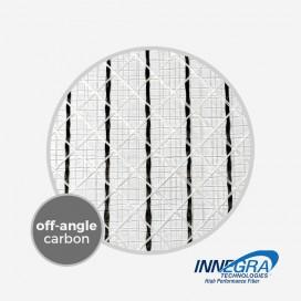 Tissu de renfort Vector Net XPC 202 - Off-angle carbon inegra (50cm), ESF TECHNOLOGY