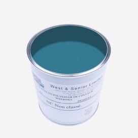 Pigmento color Turquesa