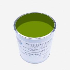 Pigmento color Verde Linden