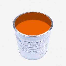 Pigmento color Tangerine