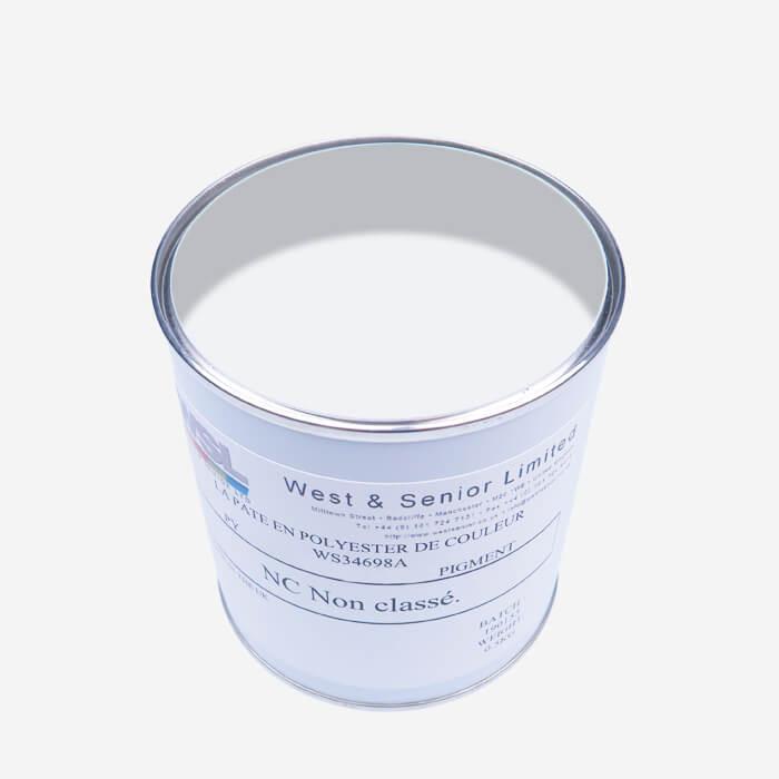 Pigment couleur Blanc