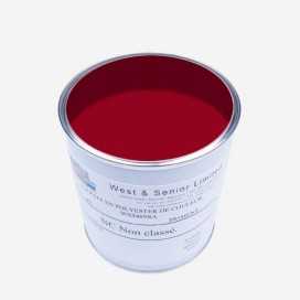 Pigment couleur Post Office Red