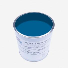 Pigmento color Azure Blue