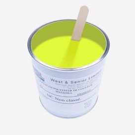 Fluorescent Yellow tint pigment