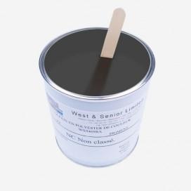 Pigment translucide couleur Noir