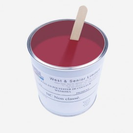 Pigment translucide couleur Burgundy