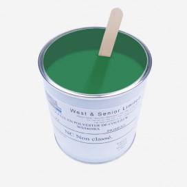 Translucent Green tint pigment
