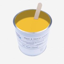 Pigment translucide couleur Amber