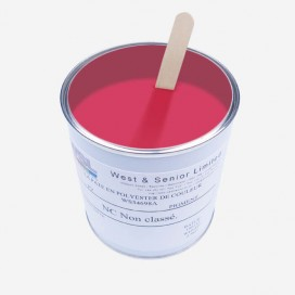 Pigment translucide couleur Magenta