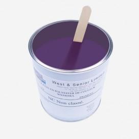 Pigment translucide couleur Violet
