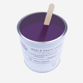 Pigmento translúcido color Violeta