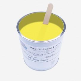 Pigmento translúcido color Amarillo