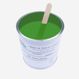 Pigment translucide Yellow Green - 500 gr