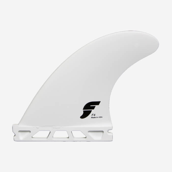 Dérives Thruster - F4 ThermoTech white, FUTURES.