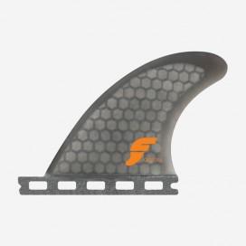 3.50 QD2 rear fins Honeycomb smoke, FUTURES.