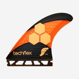 Dérives Thruster - FAM2 Al Merrick Techflex orange, FUTURES.