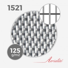 Tissu de fibre de verre ref 1521 - 4 Oz Warp glass (125 grs) - largeur 65cm, AERIALITE