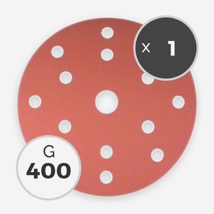 disque a poncer 150mm grain 400 1 disque pour le. Black Bedroom Furniture Sets. Home Design Ideas
