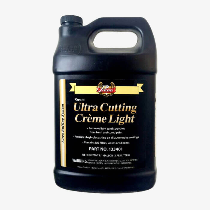 Ultra Cutting Creme Light - 3.78L, PRESTA MARINE