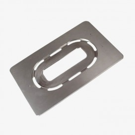 Jig Plate for SUP handle