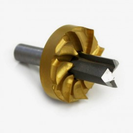 """One-pass Router Bit for Futures 3/4"""" boxes"""