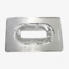 """Jig Plate para cajas Futures 3/4"""" y 1/2"""""""