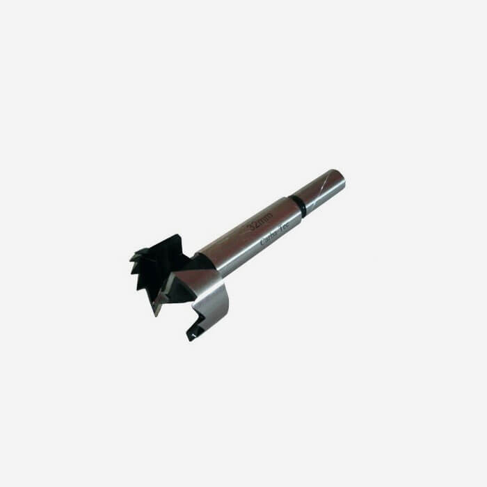 ROUTER BIT POUR PLUGS DE LEASH Ø32mm