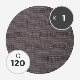 Disque abrasif Abranet diamètre 200mm - grain 120, MIRKA