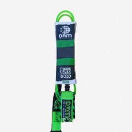 REGULAR LEASH 6'' - Torrey Meister Lime Glow
